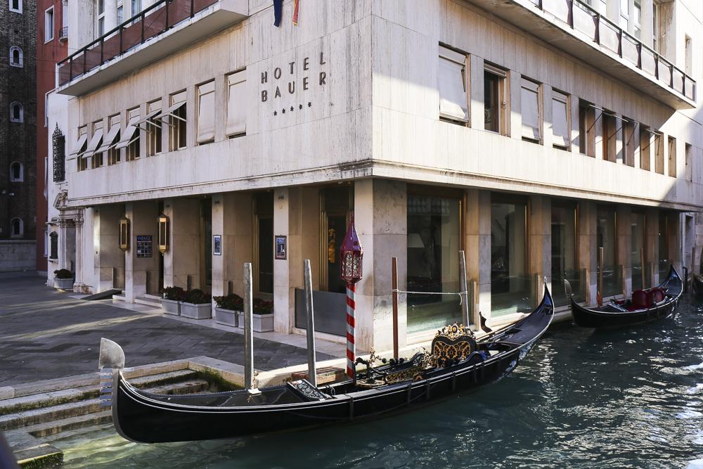 Hotel Bauer Smart Travelling