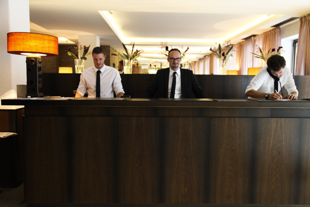 Hotel Cortiina in München