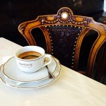 Coffee break at the famous Caf Majestic we could stayhellip
