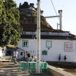 Spectacular Tejo views and traditional portuguese cuisine at this beautifulhellip