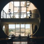 Stopping by Arcosanti in the beautiful high desert of centralhellip