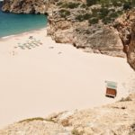 Finding that beautiful secluded beach on the Algarve travelauthentic algarvehellip