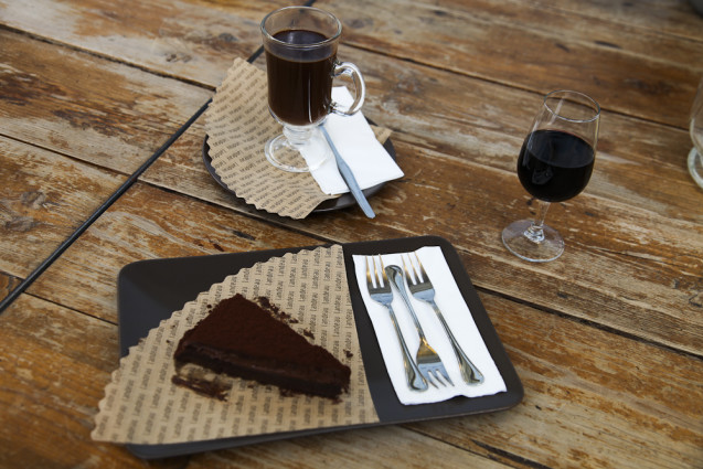 Café Landeau Chocolate in Lissabon