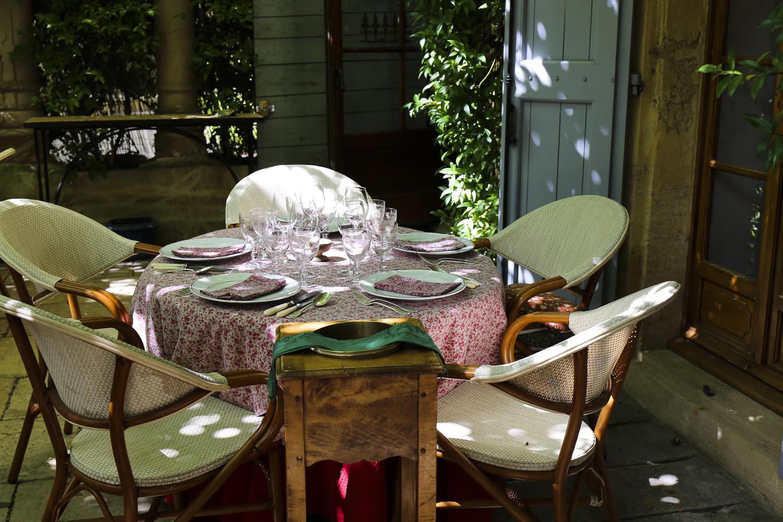 La Petite Maison de Cucuron, Nicola Bramigk