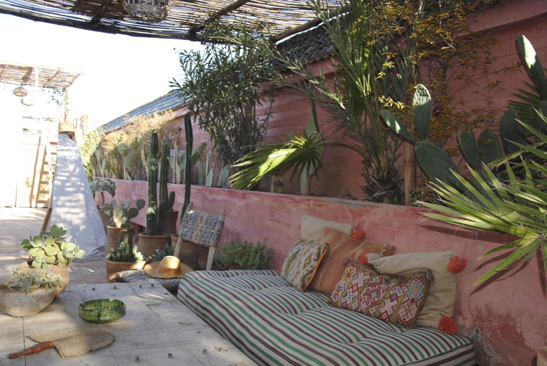 Riad Secret Garden, Nicola Bramigk