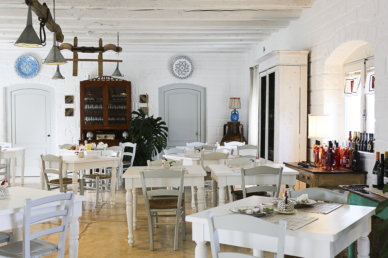 Masseria Cervarolo, Nicola Bramigk