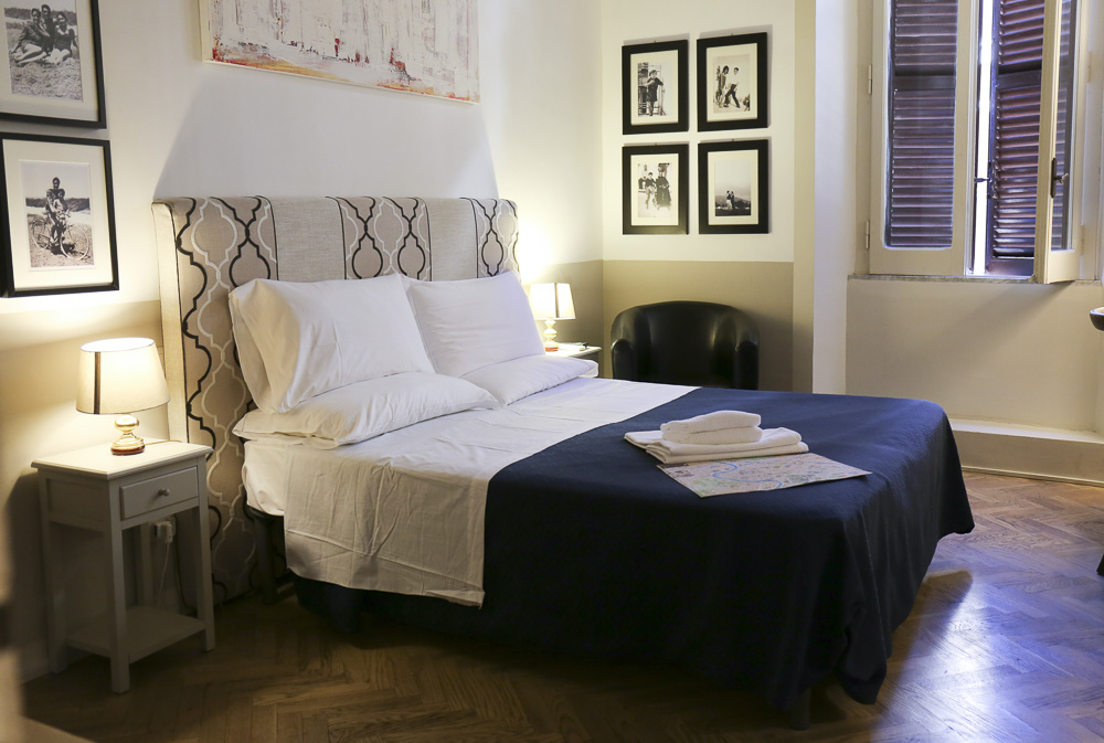 Blue Hostel, Nicola Bramigk