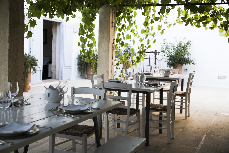 Masseria Montelauro, Nicola Bramigk