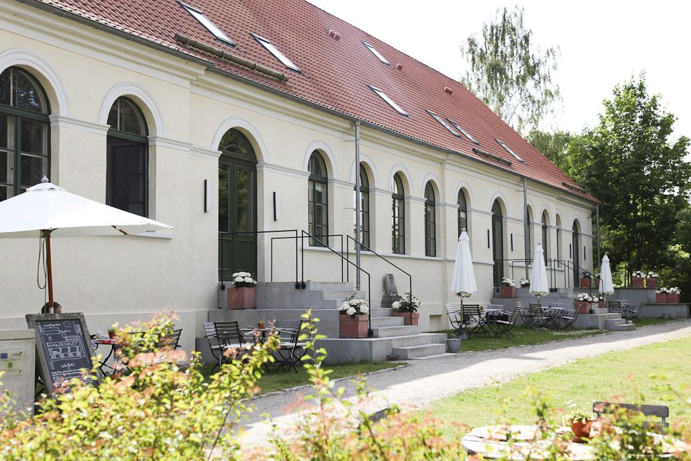 Kavaliershaus Schloss Blücher Hotel am Finckener See, Nicola Bramigk
