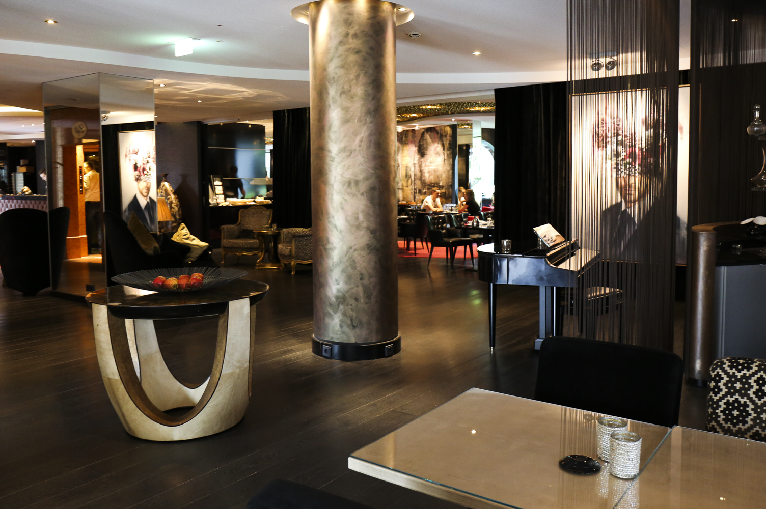 Savoy Hotel, Nicola Bramigk