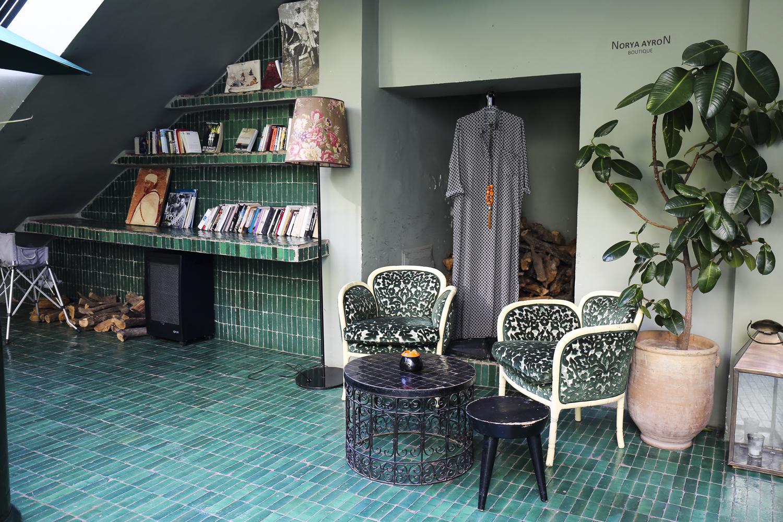 Café Le Jardin, Nicola Bramigk
