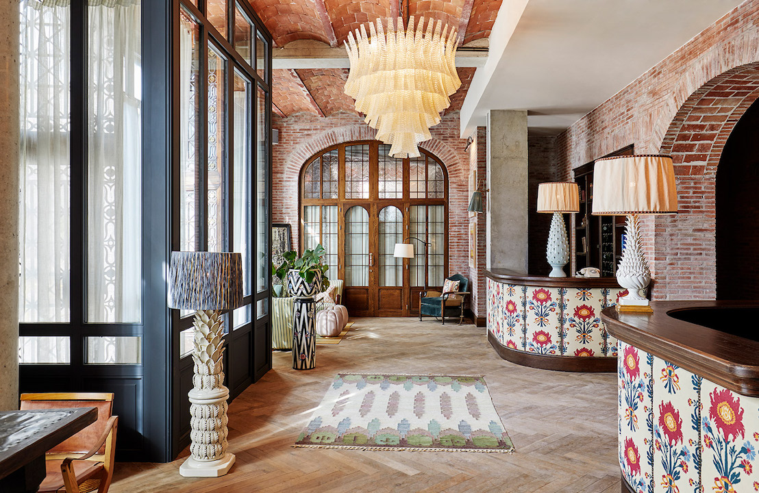 Soho House Barcelona Smart Travelling