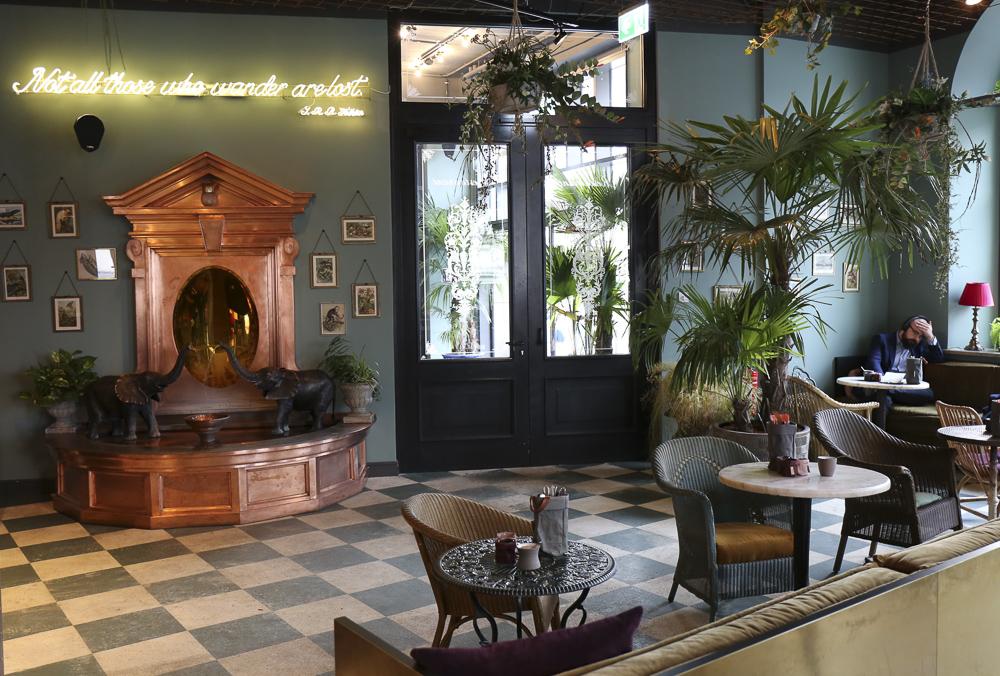 25hours Hotel Royal Bavarian, Nicola Bramigk