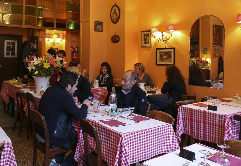 Chez Davia, Nicola Bramigk