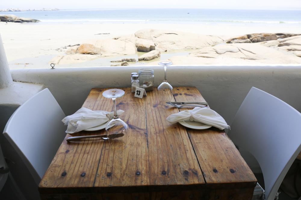 Die Gaaitjie Restaurant, Nicola Bramigk