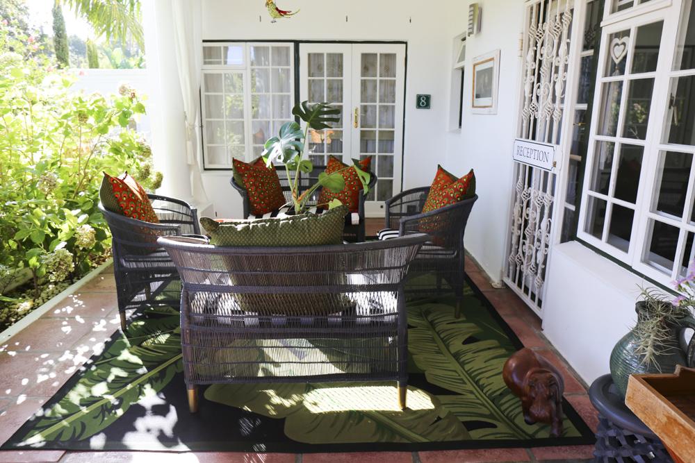 Villa Coloniale, Nicola Bramigk
