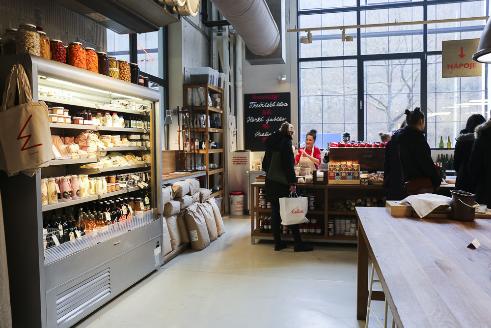 Eska Deli Café, Nicola Bramigk