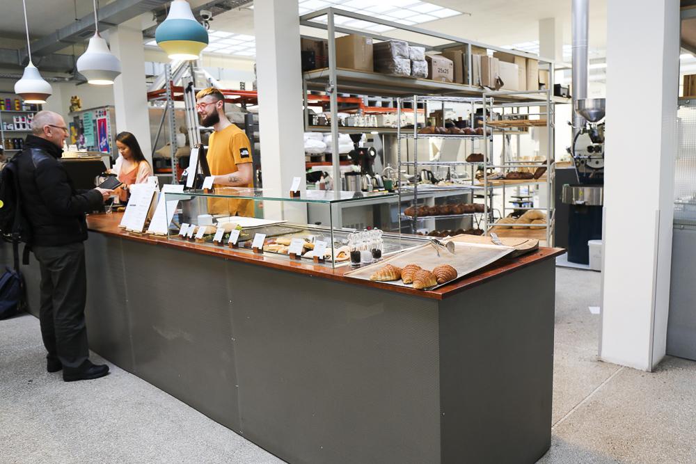 EMA Espresso Bar, Nicola Bramigk