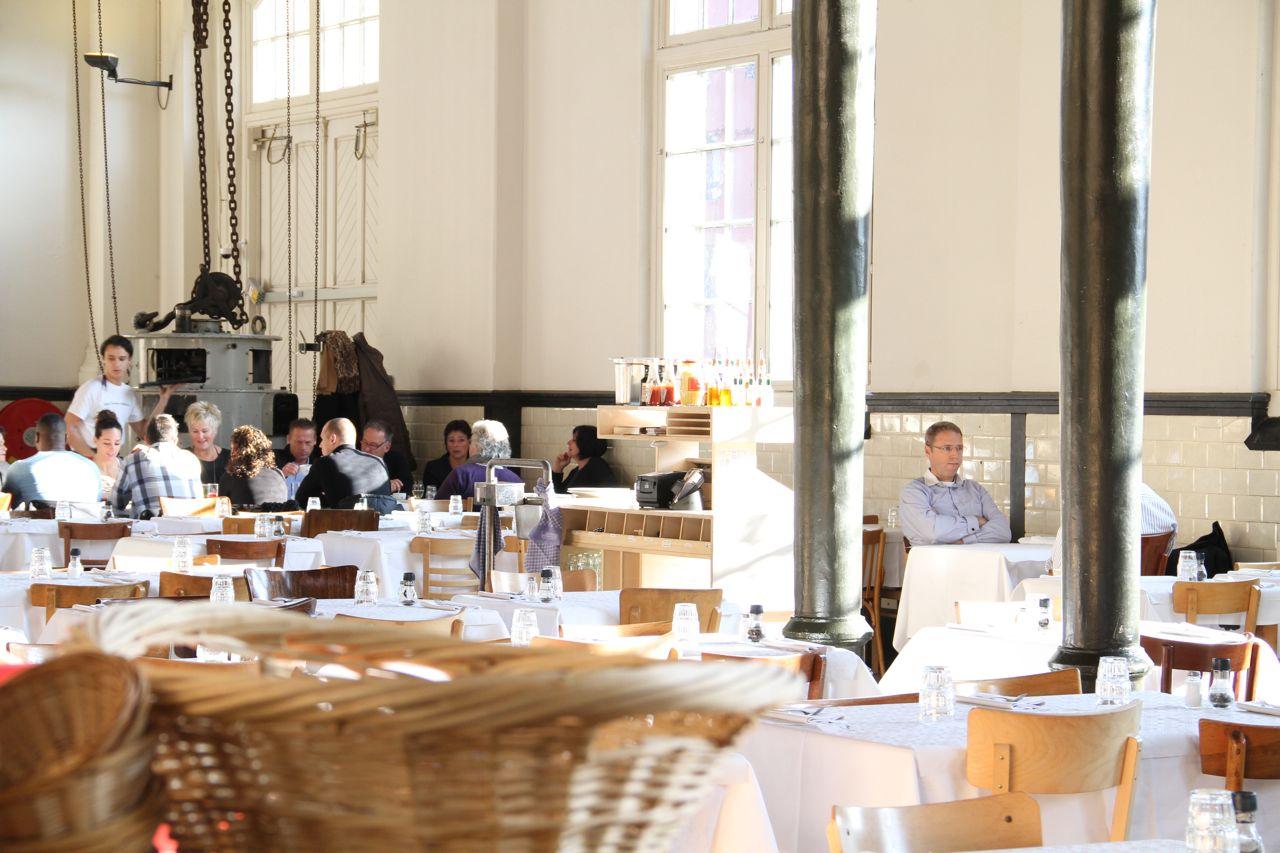 Café Restaurant Amsterdam