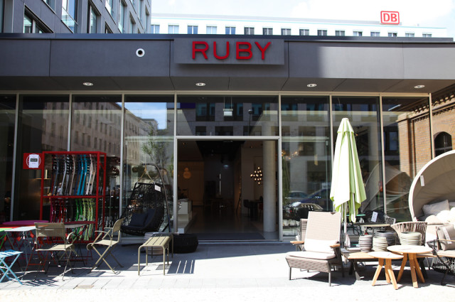 Ruby smart travelling for Ruby berlin