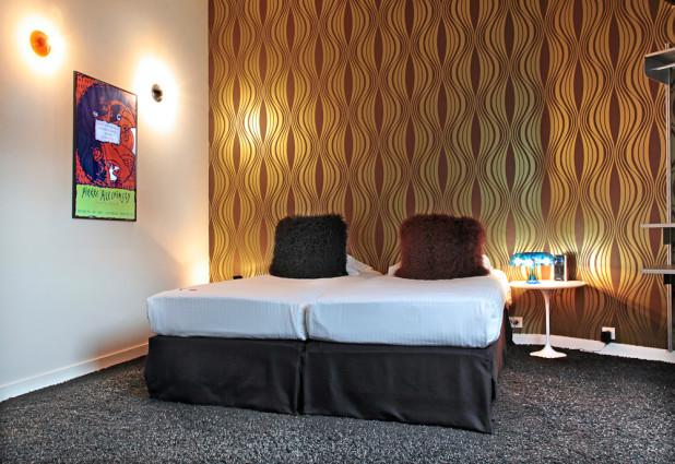 Luxus Hotel Italien Steinfassade