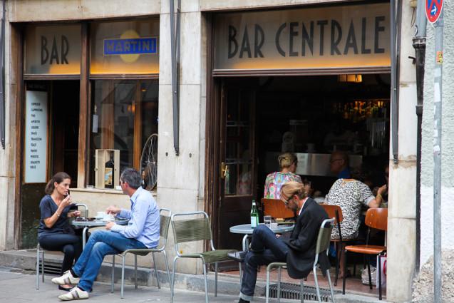 Bar Centrale in München