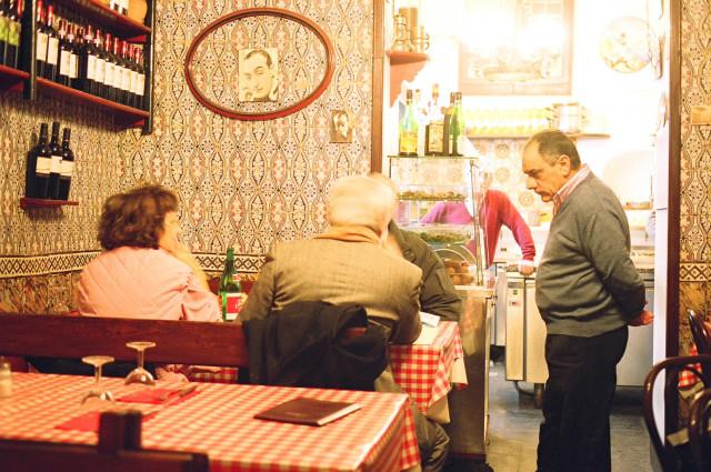 La Mattonella in Neapel