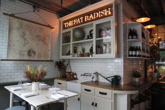 The Fat Radish in New York