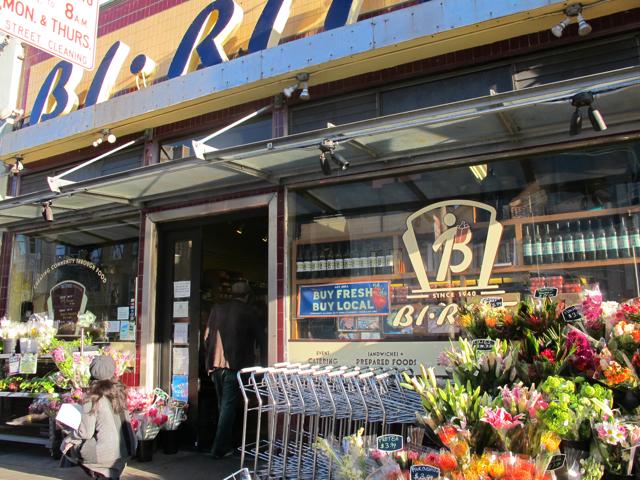San Francisco Delis And Food Bi Rite Market