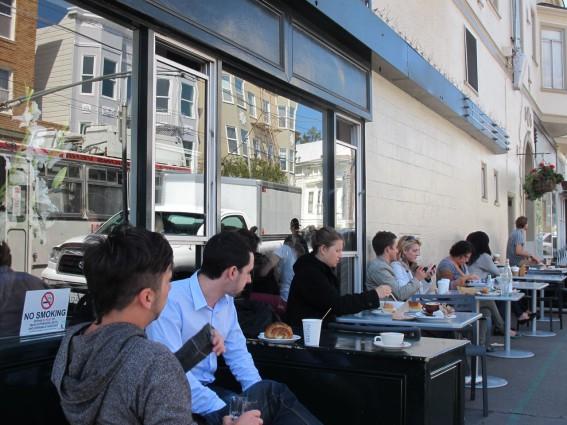 Tartine Bakery in San Francisco