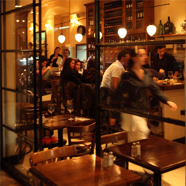 Basel St Tel Aviv Cafe
